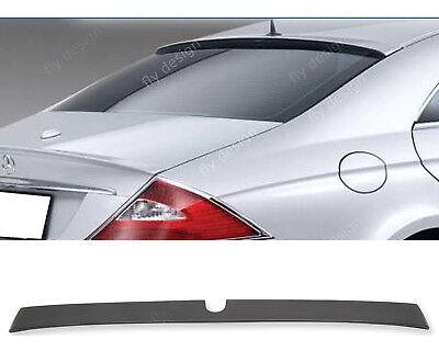 Benz CLS C219 Tuning Dachspoiler neu Dachkantenspoiler Dach Spoiler Heckscheiben