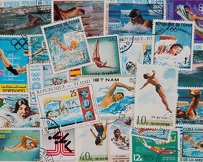 25 Schwimmsport