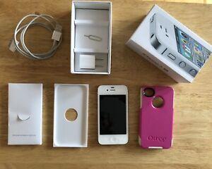 iPhone 4S 64go blanc déverrouillé