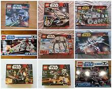 BRAND NEW LEGO STAR WARS SETS!! Christies Beach Morphett Vale Area Preview
