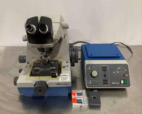 Reichert-Jung Ultra Microtome ULTRACUT 701704
