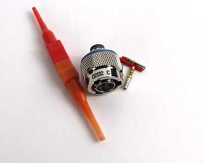 Aec Ms27473t8f98s Mil Spec Connector 3 Pos Size 8 20awg W Contacts