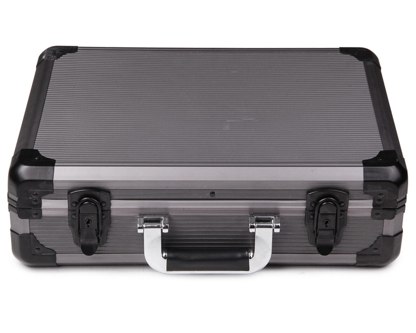 Ondis24 Transportkoffer Alukoffer Optik Tragekoffer Aktenkoffer abschließbar