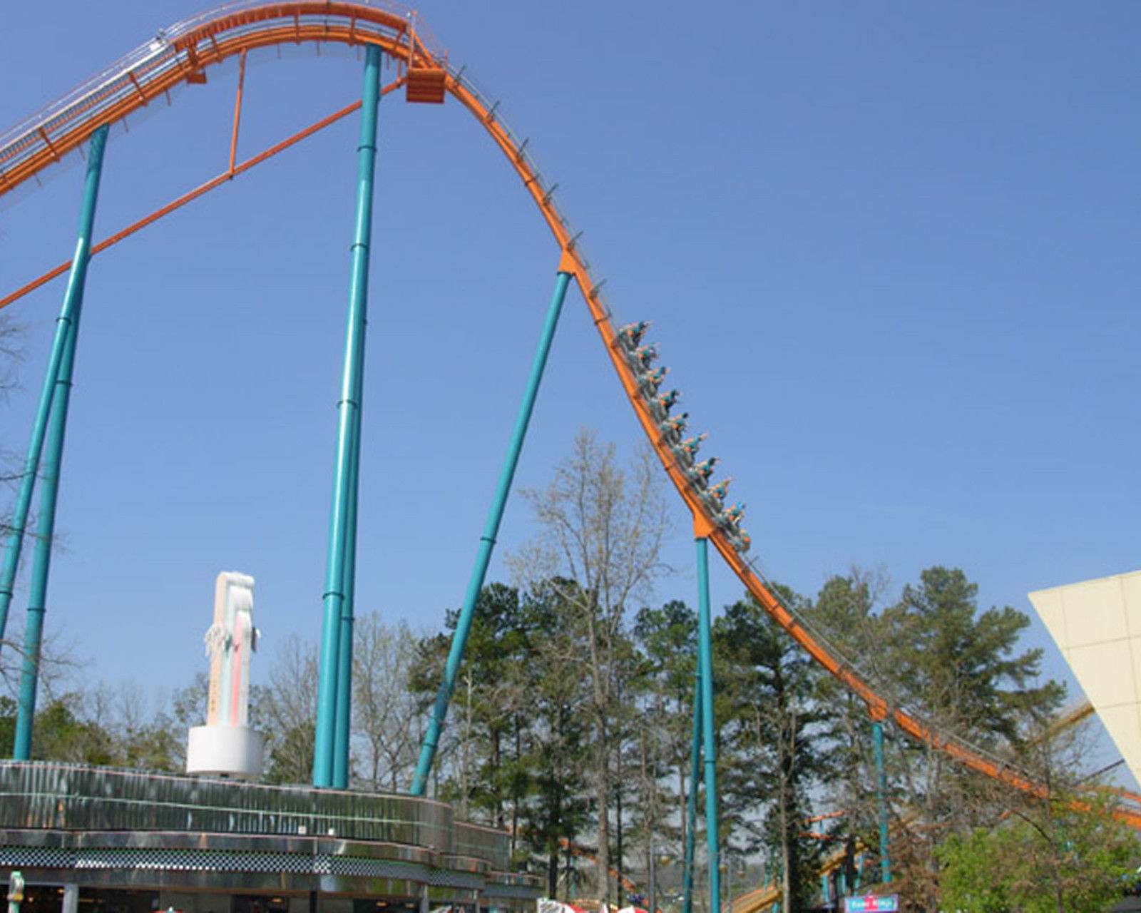 top 10 roller coasters in the u s ebay
