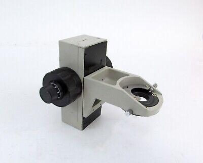 Nikon Diaphot Objective Holder W Fine And Coarse Adjustment Knobs