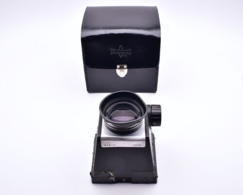 Mamiya TLR Magnifier Hood 3.5x & 6x with Case (#8833)
