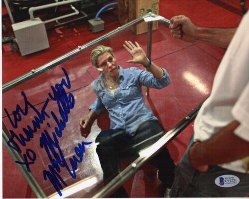 MICHELLE MACLAREN SIGNED BREAKING BAD 8X10 PHOTO X-FILES DIRECTOR AUTOGRAPH COA