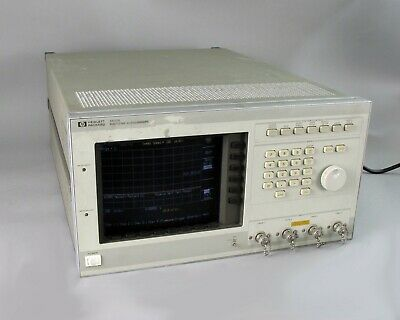 Hp Agilent 54112d Digitizing 4-channel Oscilloscope - 100 Mhz