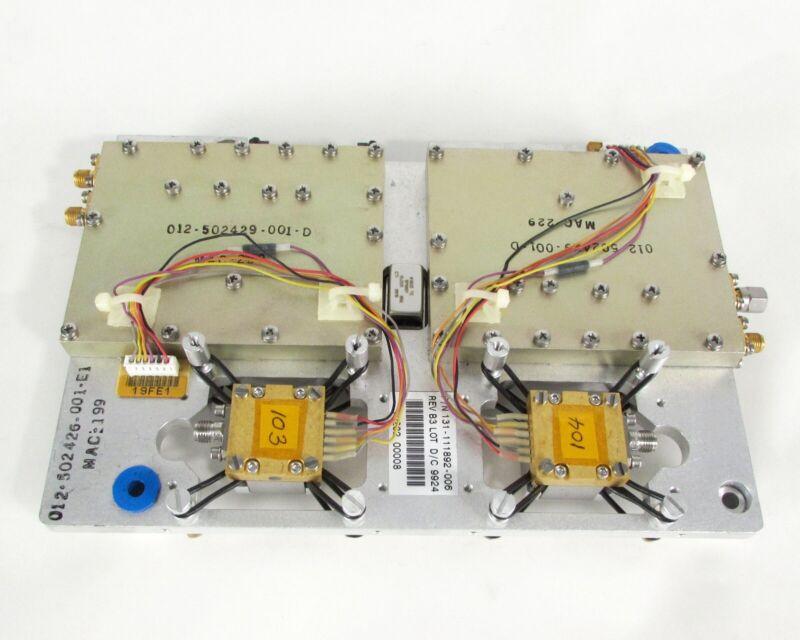 Stellex 131-111892-006 YIG Oscillator Synthesizer