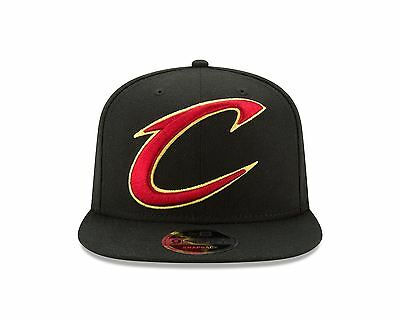 Cleveland Cavaliers Hat Snapback New Era Logo Grand 9FIFTY NBA Men's Cap