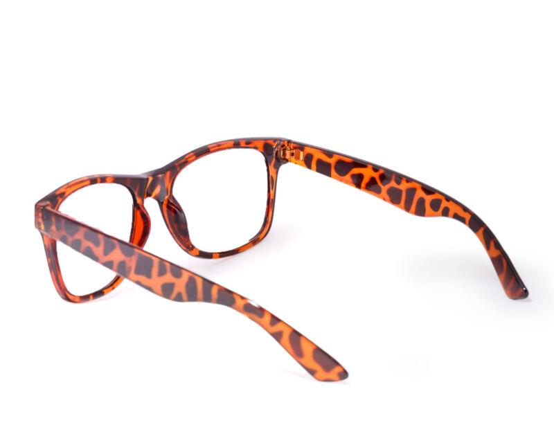 d6374424abb0 ... Reading Glasses 0.0 to 4.00 Unisex Mens Ladies Designer Fashion Square  Spring. Zebra. Retor Brown