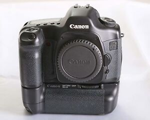 Canon 5D and accessories