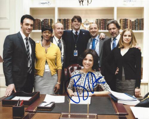 TONY HALE SIGNED AUTHENTIC 'VEEP' 8X10 PHOTO w/COA TV ACTOR ARRESTED DEVELOPMENT