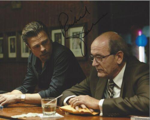 ACTOR RICHARD JENKINS SIGNED 'KILLING THEM SOFTLY' 8x10 MOVIE PHOTO w/COA