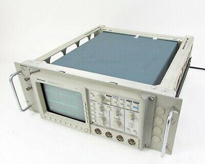 Tektronix Tds 460 Digital Oscilloscope 4-channel 100 Mss W Rack Adapter