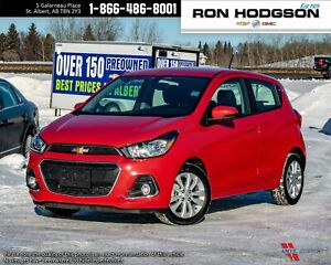 2018 Chevrolet Spark LT 0% FOR 24 MONS!!|A/C|REAR-CAMERA|CRUISE|