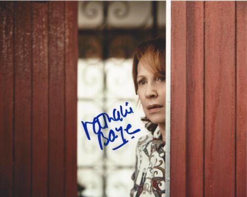 NATHALIE BAYE HAND SIGNED IT'S ONLY THE END OF THE WORLD MOVIE 8X10 PHOTO W/COA