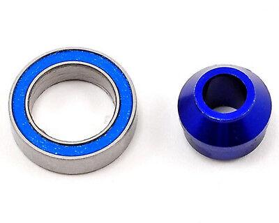 Traxxas 6893X Blue Anodized Aluminum Bearing Adapter (with bearing) Slash 4x4