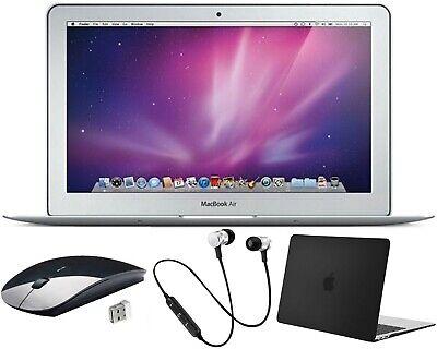 Apple MacBook Air - Intel Core i5 1.6GHz - 11.6in - 4GB RAM/128GB Silver/Bundle