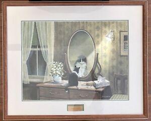 "James Lumbers ""Imagination"" 24/250 Framed Print"