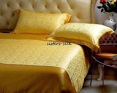 100% Mulberry Silk bedding
