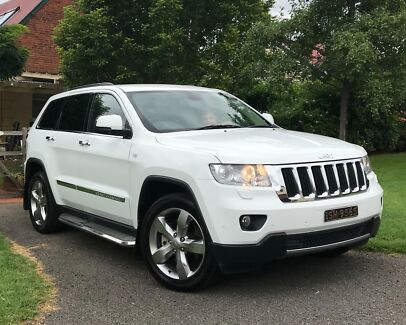 2013 JEEP GRAND CHEROKEE LIMITED, DIESEL V6