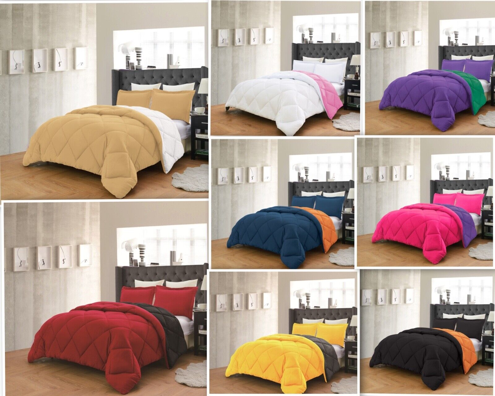 Ugg Avery 3 Piece Reversible King Comforter Set In Ocean For Sale Online Ebay