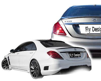 heckspoilerlippe für Mercedes s400 s 500 l s 63 amg s600 320 spoiler amg tuning