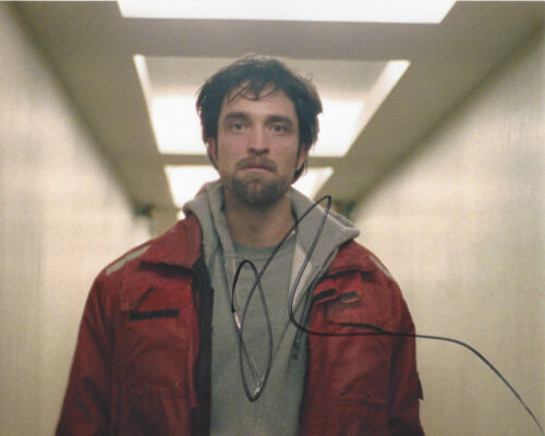 ROBERT PATTINSON SIGNED AUTHENTIC 'GOOD TIME' 8X10 PHOTO B w/COA TWILIGHT PROOF