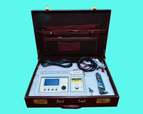 Physiotherapy Laser Therapy Therapeutic Laser laser LCD Display 100mw Probe Unit