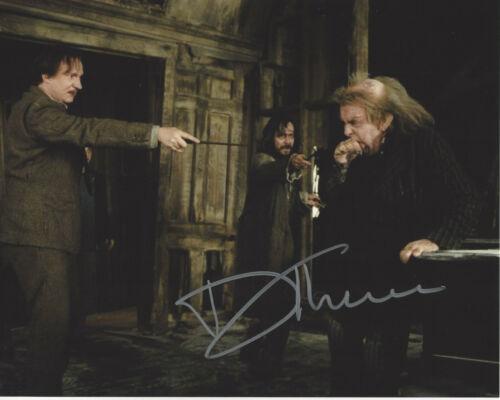 DAVID THEWLIS HAND SIGNED 'HARRY POTTER' REMUS LUPIN 8X10 PHOTO E w/COA PROOF
