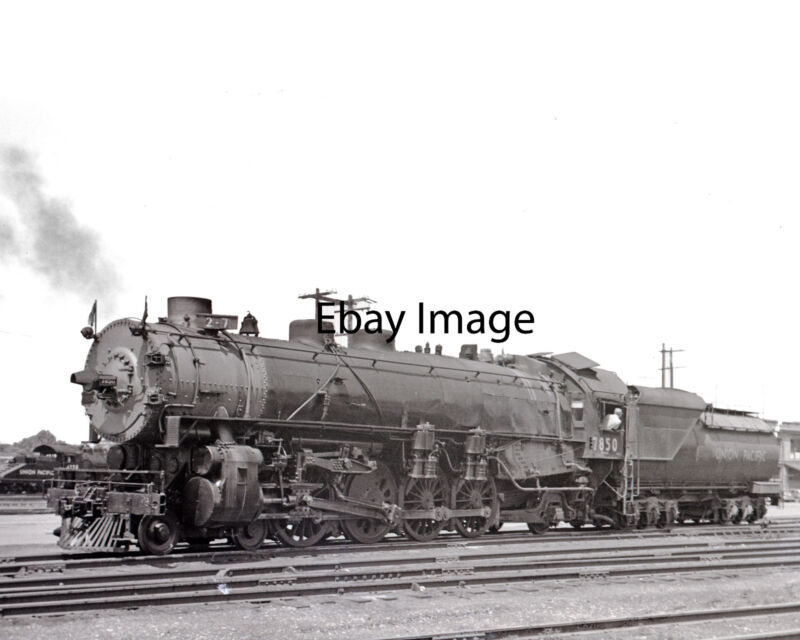 "Union Pacific  # 7850  8"" x10"" Photo"