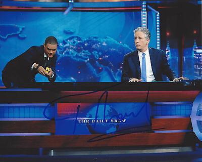 Trevor Noah Signed Authentic 8X10 Photo The Daily Show Comedian Politics W Coa