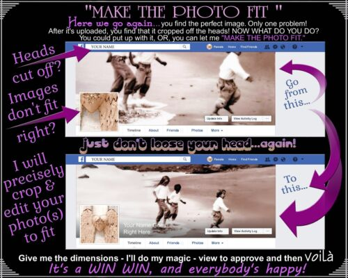 Make the Photo Fit Custom Photo Editing with Precise Image Size Digital Delivery