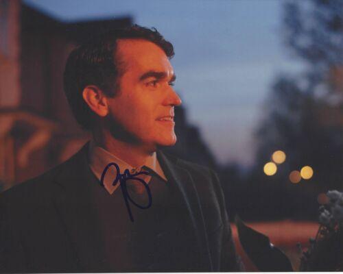 ACTOR BRIAN D'ARCY JAMES SIGNED 8X10 PHOTO W/COA 13 REASONS WHY SPOTLIGHT