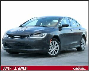 2016 Chrysler 200 LX - MAGS - PUSH START - AIR CLIM -