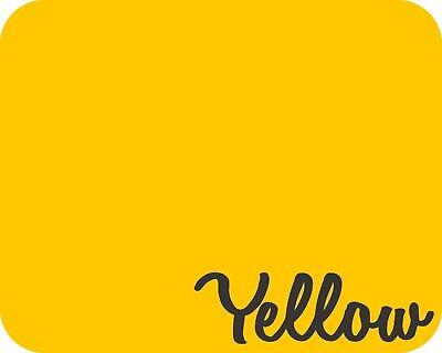 15 X 5 Yards 15 Feet - Stahls Clearance Fashion-lite Htv - Yellow