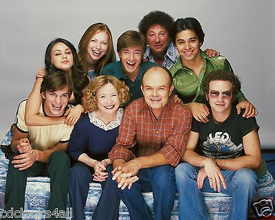 That 70s Show CAST 8 x 10 / 8x10  GLOSSY Photo Picture