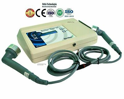 Chiropractic Deep Heat Physiotherapy Ultrasound Therapy Machine 13 Mhz Machine