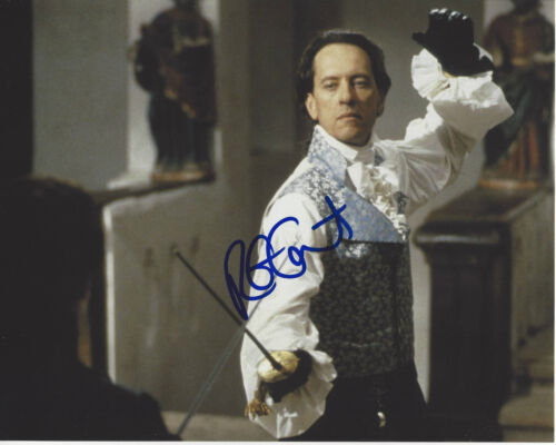 ACTOR RICHARD E. GRANT SIGNED AUTHENTIC 8x10 PHOTO w/COA THE AGE OF INNOCENCE