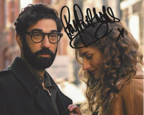 ACTOR RAY PANTHAKI SIGNED 8X10 PHOTO A W/COA MARCELLA 28 DAYS LATER CONVENIENCE