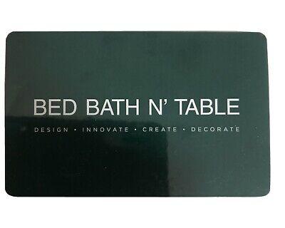 Bed Bath N Table $50 Gift Card