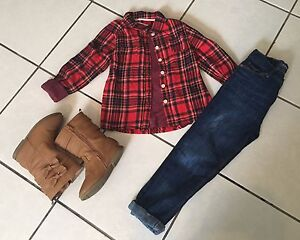 Size 5T Girls Clothing Lot