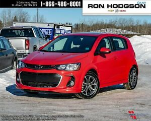 2018 Chevrolet Sonic LT 0% 24 MONS SUNROOF HTD SEATS RMT START