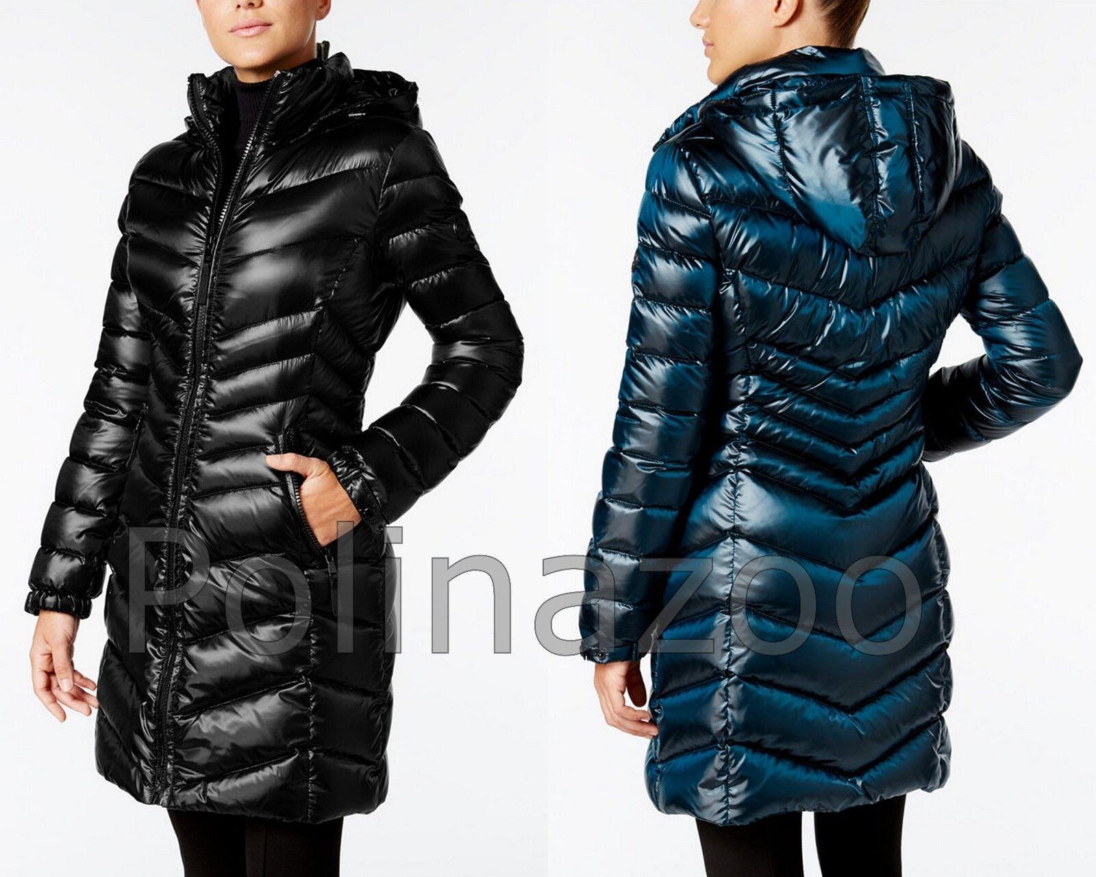 Calvin Klein Winter Jacket Hooded Down Puffer Coat