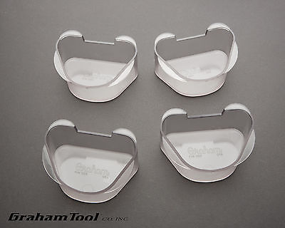 Dental Orthodontic Study Model Base Formers Child Free World-wide Shipping