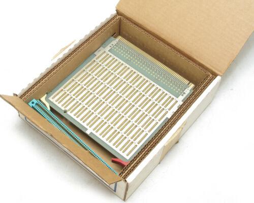 Augat 8136-RG122 Wire Wrap Board w/14005-1P1 120-Pin Edge Card Connector