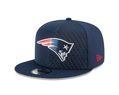 New England Patriots New Era 2017 Color Rush 9FIFTY Snapback Adjustable Hat