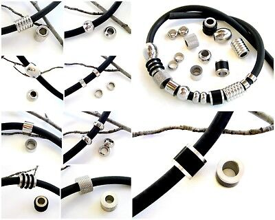 cer Großlochperlen für Bänder 6mm SERAJOSY European Beads (Große Bänder)