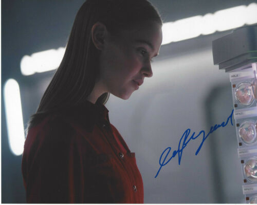 CLARA RUGAARD SIGNED AUTHENTIC 'I AM MOTHER' 8X10 PHOTO G w/COA ACTRESS PROOF